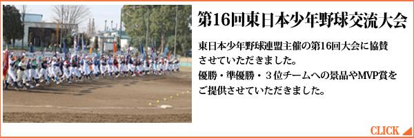 第16回東日本少年野球交流大会