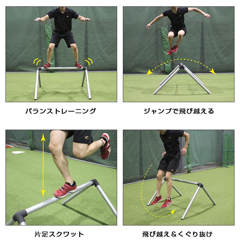 トレーニング例